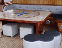 dea particolare tavolo